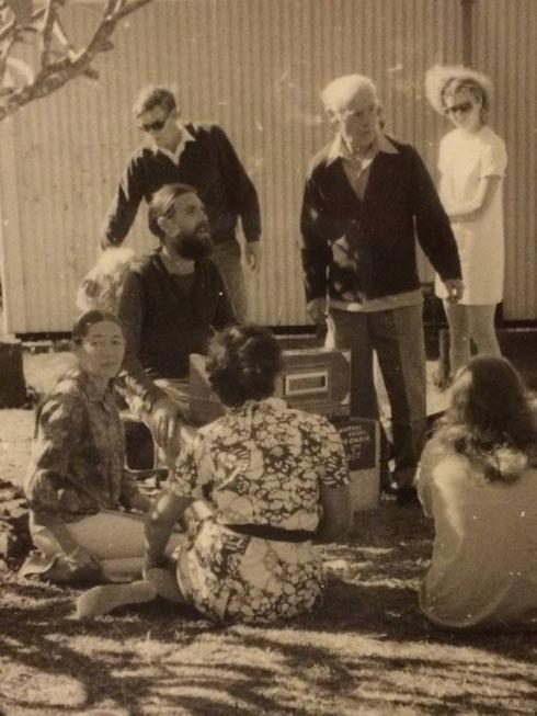 1971 ; Avatar's Abode