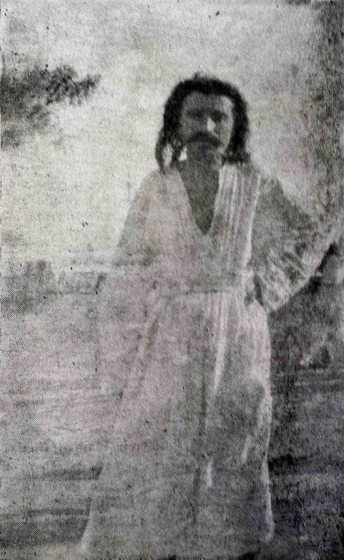 1927 - India : Meher Baba had just come out of seclusion to supervise the building of the new school.