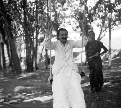 India ; Meher Baba and Valu