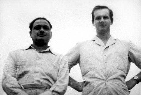 Drs. Nilu & Donkin : Courtesy of MN Collection
