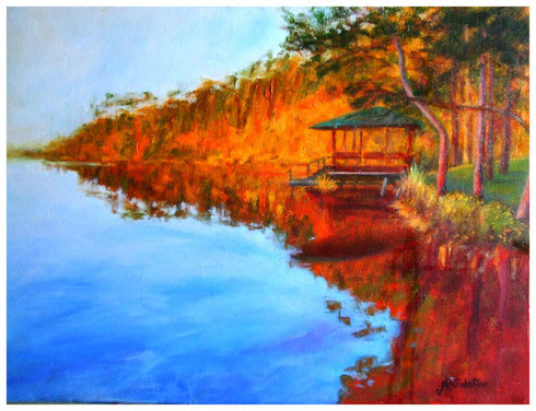 """BOATHOUSE - AUTUMN 2"""