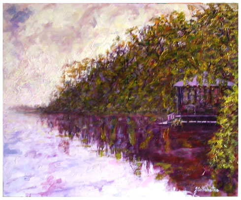 """BOATHOUSE - AUTUMN 1"""