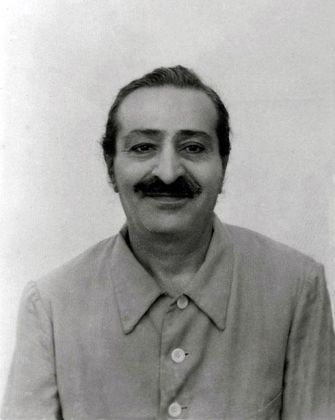 1950s Passport photo