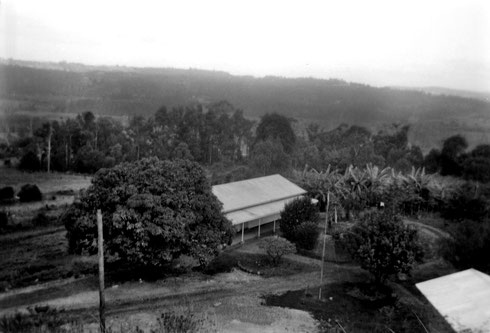 Avatar's Abode in 1958. Photo taken by Colin Adams, courtesy of Avatar's Abode Archives.
