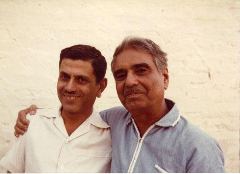 Brothers : Meherwan & Eruch Jessawala