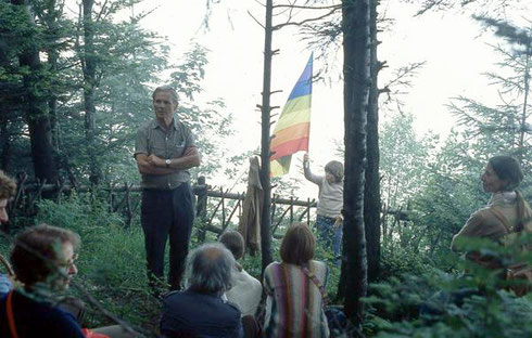 1980 ; Max Haefliger - Courtesy of Anne Giles
