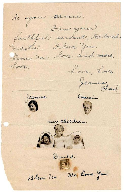 Courtesy of AMB Archives, Meherabad, India