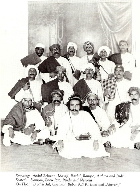 LP & Lord Meher ; Bhau Kalchuri - Vol.2 - 1923