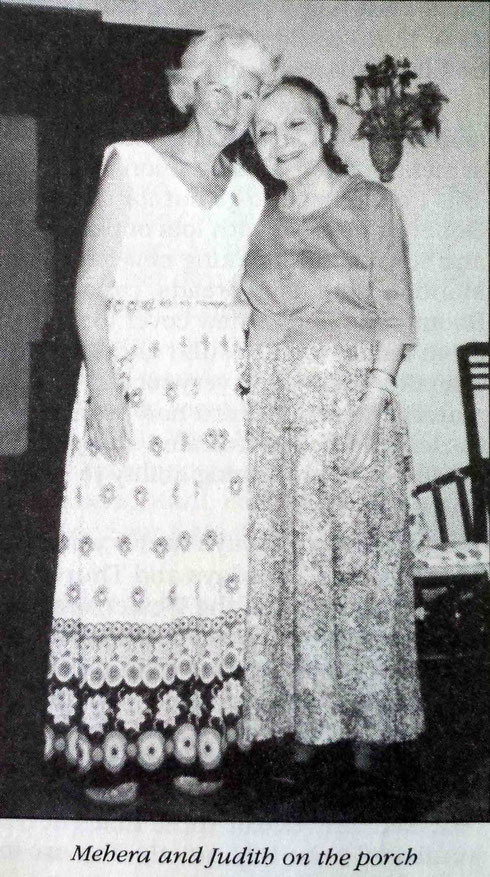 JUDITH AND MEHERA IRANI
