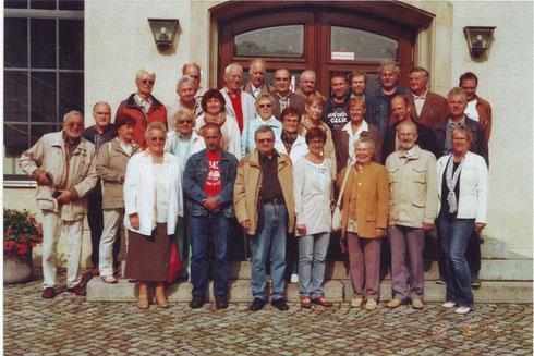 Vereinsexkursion (mit Gästen) zur Ersten Brandenburgischen Landesausstellung nach Doberlug am 16. August 2014