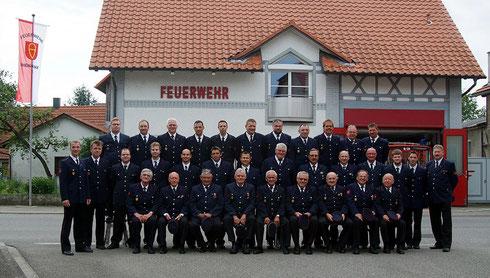 Mannschaftsfoto von 2007