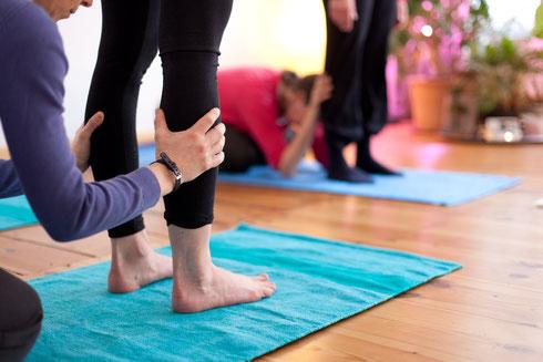 Yoga für Schwangere im Mariposa