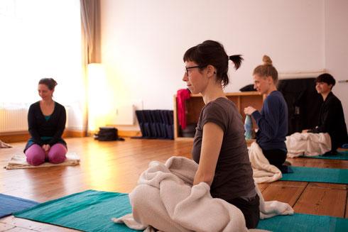 Yoga im Mariposa