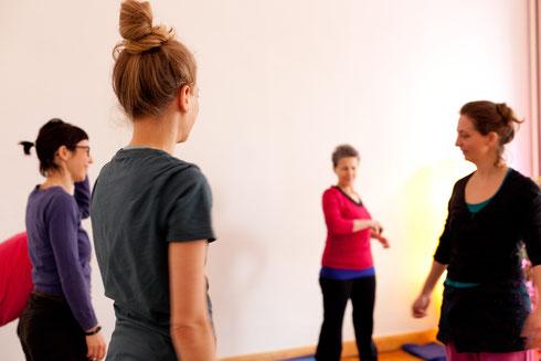 Yogaunterricht Kreuzberg