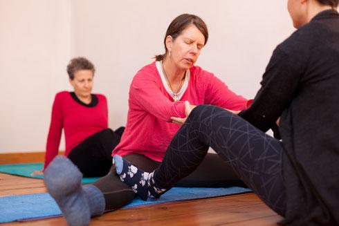 Yoga als Präventionskurs in Kreuzberg