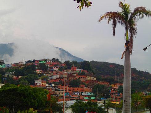 Gefahren lauern in Venezuela überall, jedoch wohl nirgendwo mehr als in den unzähligen Barrios