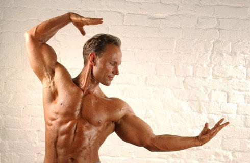 Berend Breitenstein - GNBF e. V. - Gründer & Pro Natural Masters Bodybuilder