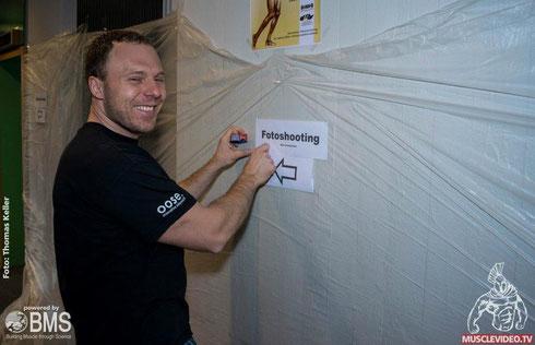 Marc Schumacher – Backstage-Fotograf
