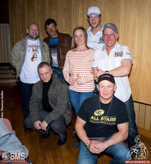 Das Jury-Team