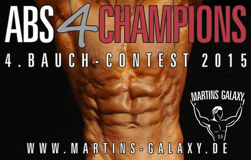 LOGO für den Bauch- Contest: Bauchmuskeln von Rainer Mühl