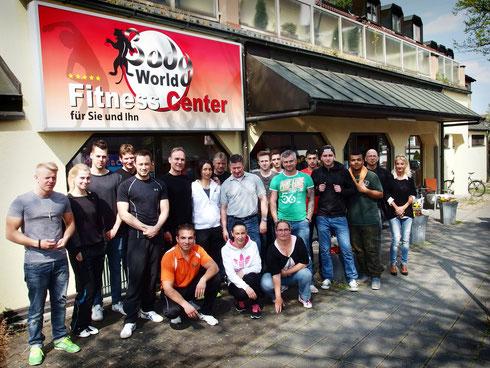 Gruppenbild mit Seminarteilnehmern