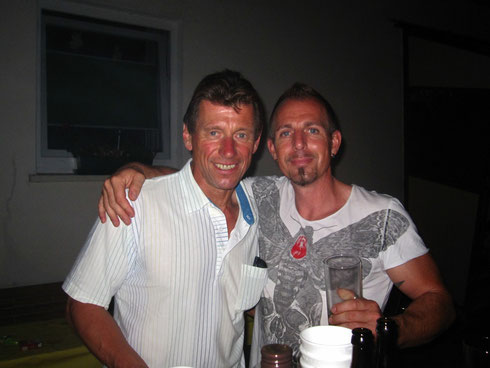 Jochen Möhrstädt (li.) und Jörg Altmann (re.)