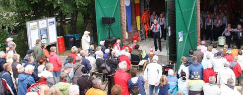 Tag der offenen Tür zur 775-Jahrfeier von Wustrow