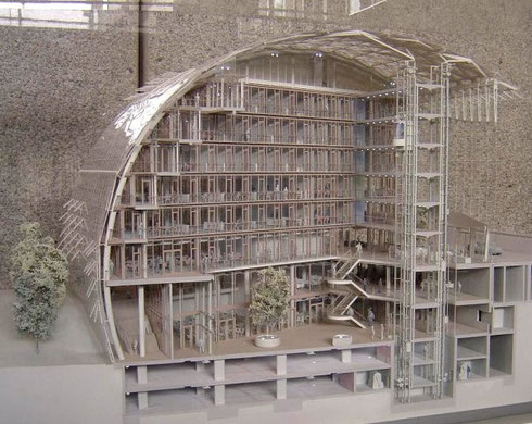 Projet, Bank European Investissement - Luxembourg