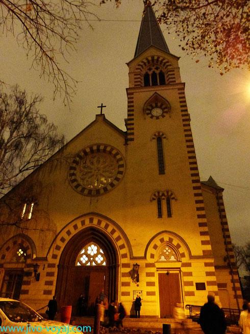 Евангелическо-лютеранский Кафедральный собор святых Петра и Павла.