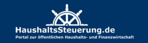 Haushaltssteuerung DE Logo Portal zur öffentlichen Haushaltswirtschaft Haushalt Finanzwirtschaft Schuldenuhr EU Schuldenuhren