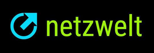 netzwelt Störungen Logo schwarz