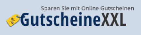GutscheineXXL Sparen Sie mit Online Gutscheinen Logo