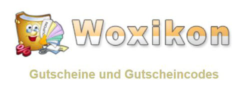Woxikon Gutscheine Gutscheincodes Vorlagen Logo Weinstadt