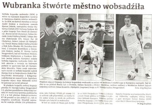 Serbske Nowiny 07.01.2017