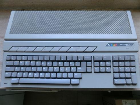 Foto vom Atari Falcon 030