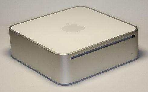 Foto eines Apple Mac Mini Computers