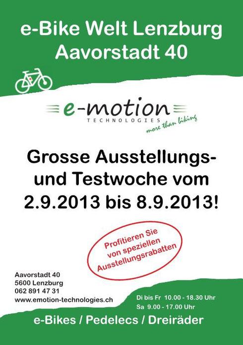 Aktionstag Lenzburg