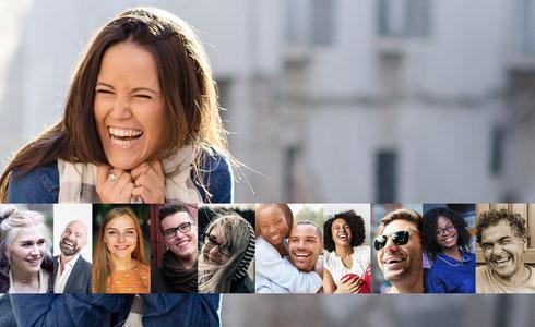 « Un cœur joyeux est un bon remède, Mais un esprit abattu dessèche les os. » Le rire a des propriétés relaxantes ; il est difficile d'être tendu, triste ou en colère lorsqu'on éclate de rire ! Le rire favorise la production d'endorphines.