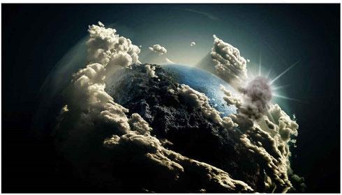 Les ténèbres sont en train de recouvrir toute la surface de la terre, plongeant les humains dans l'angoisse et la soumission extrême. Une dictature à l'échelle mondiale s'infiltrant dans tous les domaines de la société est en train de s'installer.