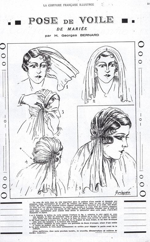 La Coiffure française illustrée - mars 1933