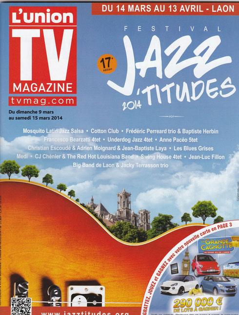TV Magazine 7 mars 2014