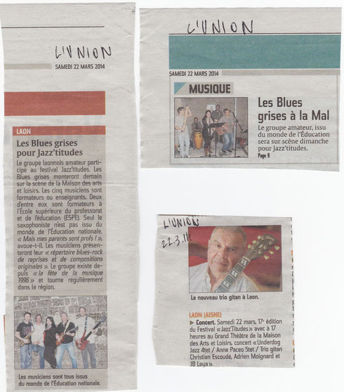 L'Union 22 mars 2014