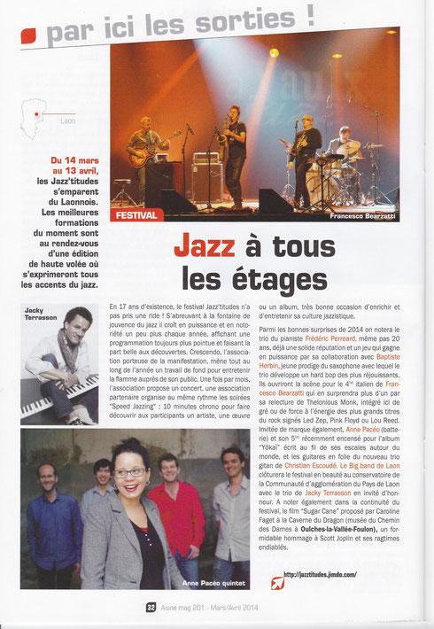 L'Aisne Mars 2014