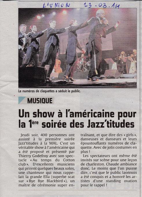 L'Union 23 mars 2014