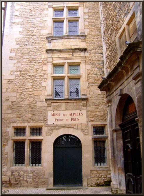 Le Musée des Alpilles à Saint Rémy de Provence, Alpilles (13)