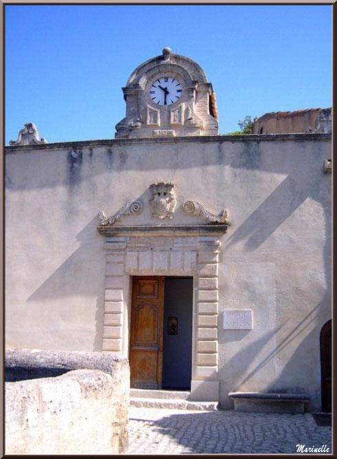 Façade du Musée des Santons, Baux-de-Provence, Apilles (13)