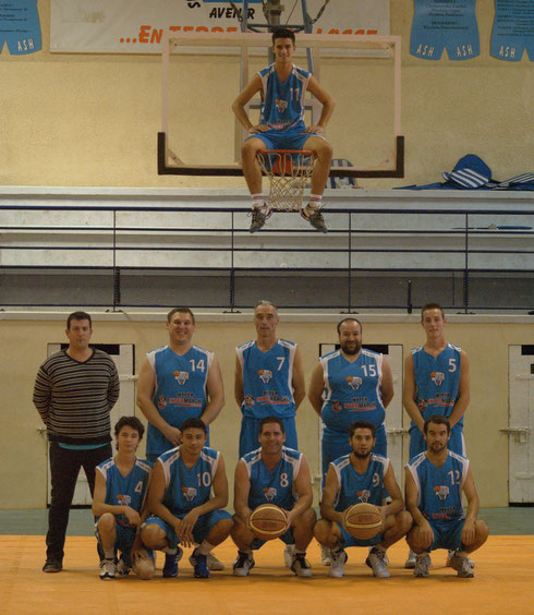 séniors 5 2013-14