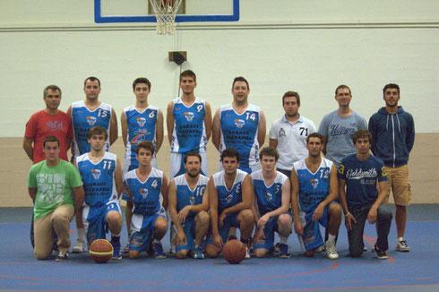 séniors 3 2013-14