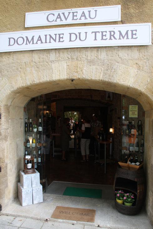 Bild: Domaine du Terme, Gigondas