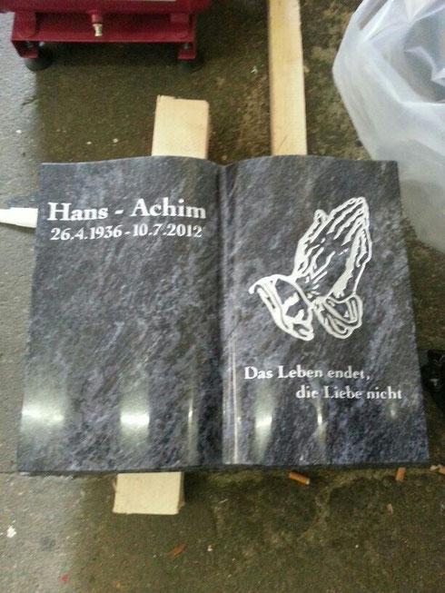 Buch aus Orion